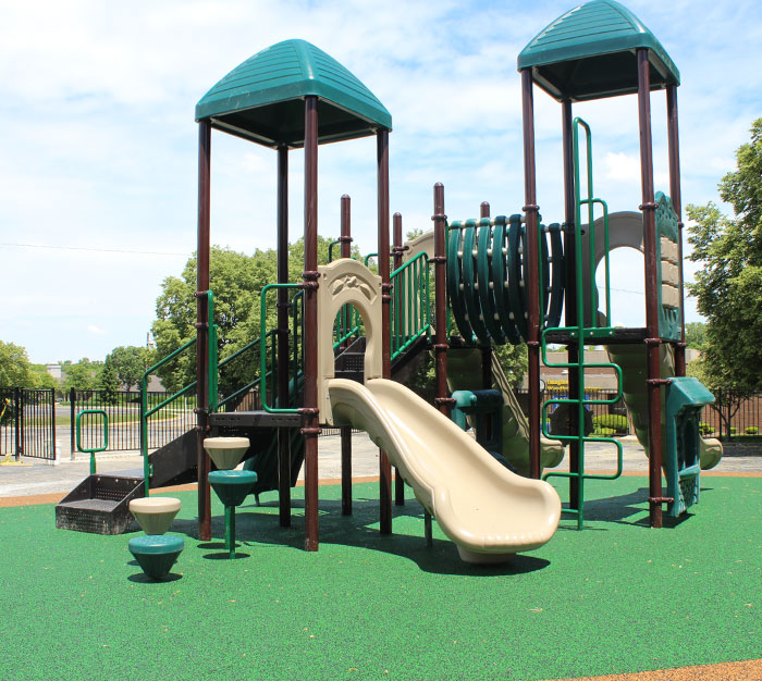 Buy Affordable Rubber Playground Flooring To Make Your Play Space