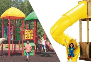 commercial vs residential - Commercial Playground Equipment