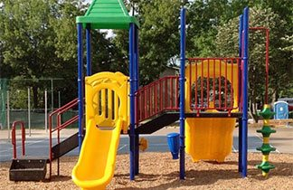 affordable durable school playground equipment fast delivery of