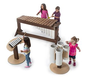 reliable outdoor musical instruments