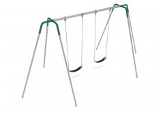 10 feet high Elite Tripod Swing - 1 Bay
