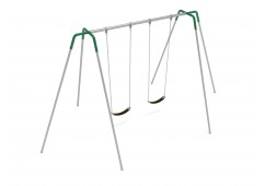 12 feet high Elite Tripod Swing - 1 Bay