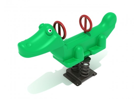 After While Crocodile Fun Bounce