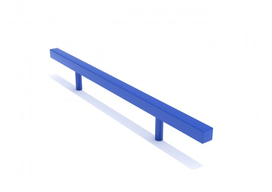 8-feet Straight Balance Beam