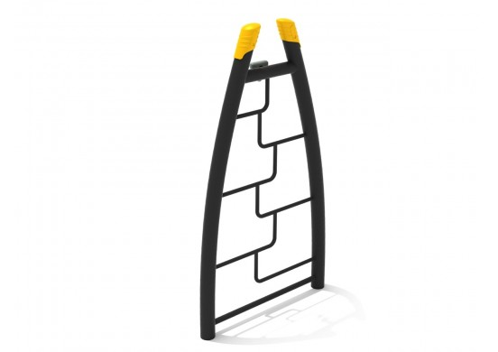 Get Physical Series Maze Rung Vertical Ladder