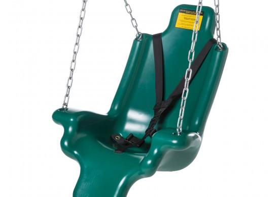 Adaptive Swing Seat Harness