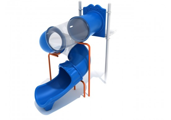 Maximum Series Spiral Tube Slide