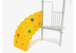 Maximum Series Cyclone Climber Attached