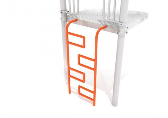 Spark Series Zipper Climber