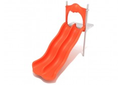 Spark Series Double Wave Slide