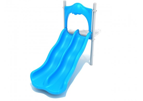 Maximum Series Double Wave Slide