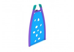 Pick N Play Curved PE Panel Climber