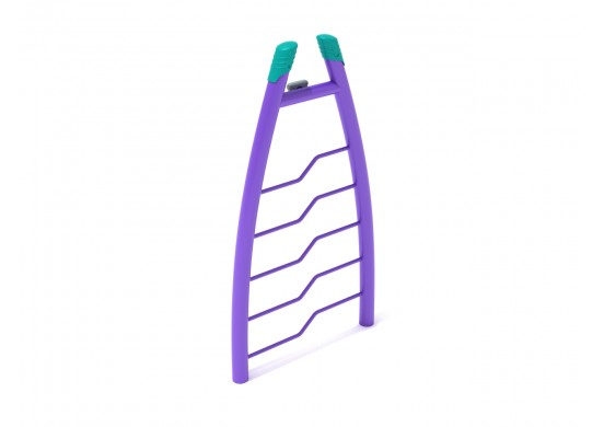 Pick N Play Bent Rung Vertical Ladder