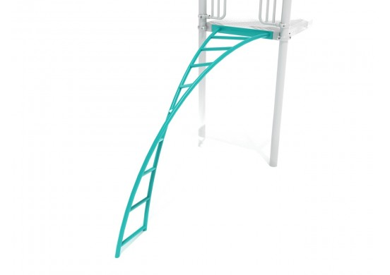 Spark Series Twist Arch Ladder