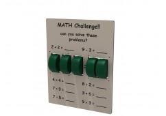 Spark Series Math Panel