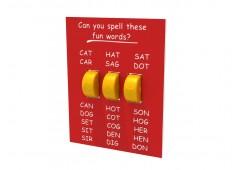 Spark Series Spelling Panel