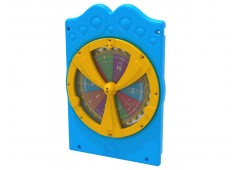 Spark Series Wheel of Activity Panel