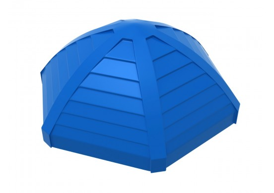 Spark Series Hex Roof