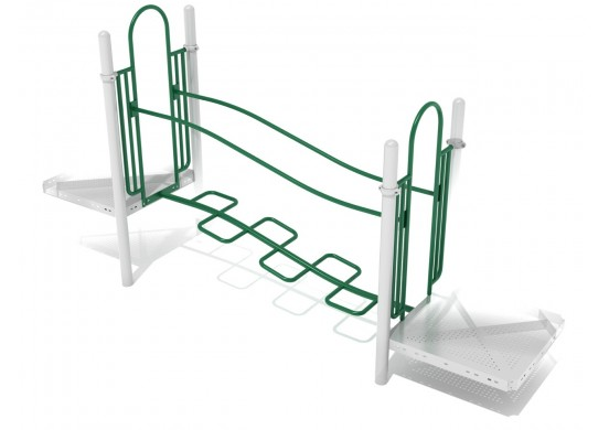 Spark Series Deck to Deck Incline Snake Ladder