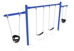Elite Cantilever Swing - 1 Bay 2 Cantilever