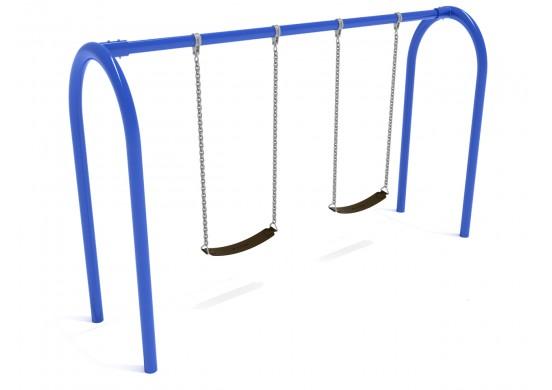 8 feet high Elite Arch Post Swing