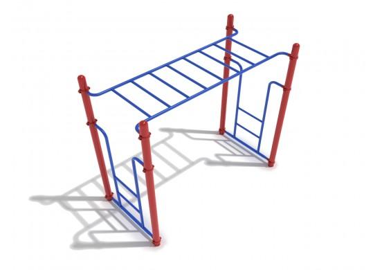 Straight Rung Horizontal Ladder