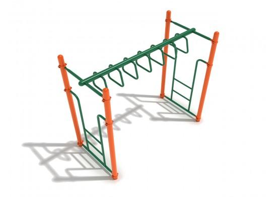 Straight Trapezoid Loop Ladder