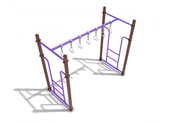 Straight Swinging Ring Ladder