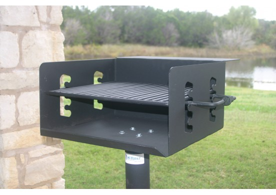 Traditional Camp Grill