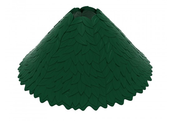 Maximum Series Hex Leaf Roof