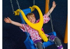 Large Adaptive Swing Seat