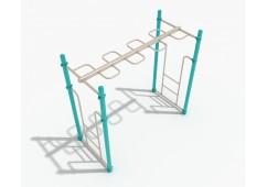 Straight Snake Loop Ladder