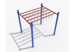 Quintuple Straight Swinging Ring Ladder