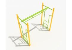 Single Parallel Bar Ladder