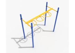 3-Wheel Swing Ladder