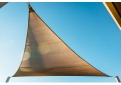 Equilateral Sail Fabric Shade