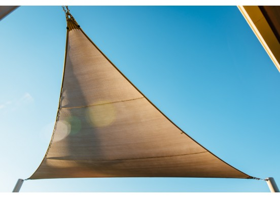 Equilateral Sail Fabric Shade