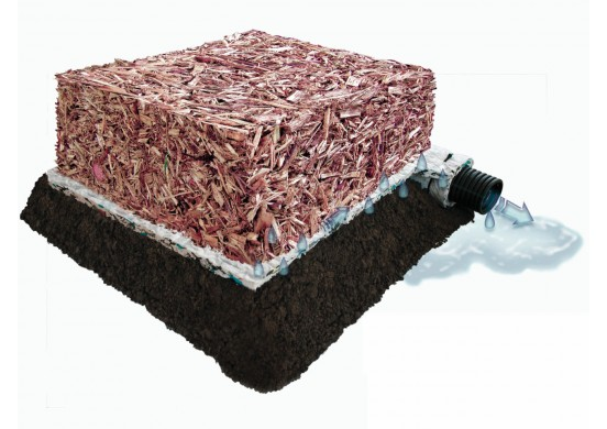 DuraDrain Fused Foam Drainage Tiles