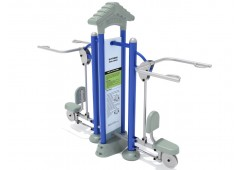 Royal Double Station Lat Pulldown