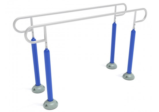 Single Station Parallel Bars