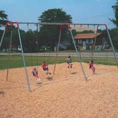 12 Foot Tall Swing Sets