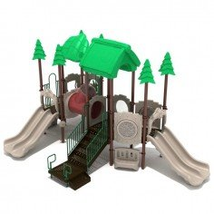 Tree House (5-inch Uprights)