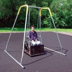 Wheelchair Swings