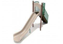 5 Foot Single Straight Slide