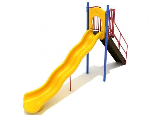 6 Foot Single Wave Slide