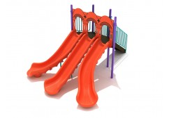 5-foot Triple Sectional Split Slide