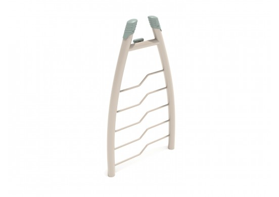 Get Physical Series Bent Rung Vertical Ladder