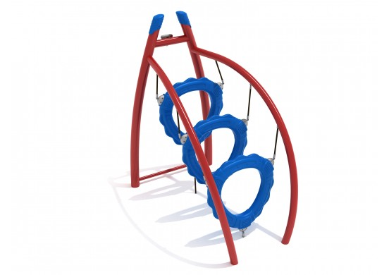 Get Physical Series Inclined Floating Tunnel Climber