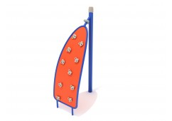 Get Physical Series Leaf Climbing Wall