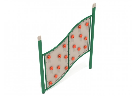 Get Physical Series PE Rock Climber Bridge